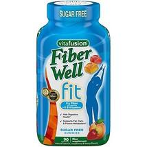 Fiber Well Fit Gummies Supplement, 90 Count - $31.00