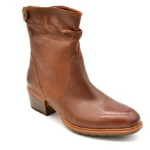 Timberland Womens Sutherlin Bay Slouch Boot Sz 9M Brown Full Grain Back ... - $83.11
