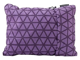 Therm-a-Rest Compressible Travel Pillow for Camping, Backpacking, Airpla... - $28.31