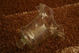 Home Interiors Ruffled Edge Clear Votive Cup Homco - $5.00