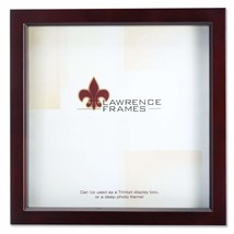 Lawrence Frames 795188 Espresso Wood Treasure Box Shadow Box Picture Fra... - $374,28 MXN