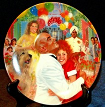 """1986 """"Annie and Daddy Warbucks"""" by William Chambers with Box AA20- CP2236 - $49.95"""