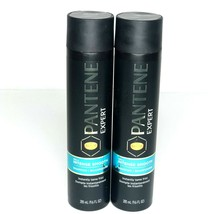 2 Pantene Expert Pro-V Intense Smooth Shampoo Instantly Tame Frizz 9.6 Ounce Ea - $15.26
