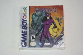 Catwoman Nintendo Game Boy Color 1999 New Sealed image 1