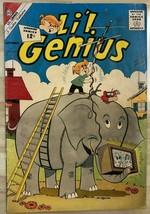 LI'L GENIUS #40 (1962) Charlton Comics VG+ - $9.89