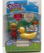 Caring Corners Baby Buds Girl with Rubber Duck & Friends ~Splish Splash ... - $69.97