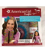 NEW American girl crafts texters headband knitting kit - $13.90