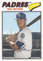 Wil Myers 2018 Topps Archive Card #179 - $0.99