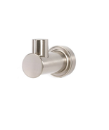 Alno A8775-SN Infinity Modern Robe Hook in Satin Nickel - $29.65