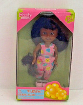 Paula collection doll long black hair  African American doll still in pa... - $17.82