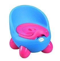 Multifunctional Safe Kids Toilet Training Potty Training Seats(Blue) #01 - $42.71