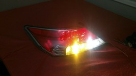 2012-2014  ACURA TL DRIVER LEFT SIDE LED TAIL LIGHT TAIL LAMP  2012 2013... - $128.65