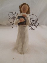 Angel of Learning Willow Tree Figurine Demdaco Susan Lordi - $14.99