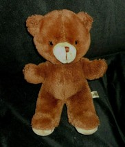 "12"" VINTAGE RUSS BERRIE BABY BROWN TEDDY BEAR # 501 STUFFED ANIMAL PLUSH... - $36.47"