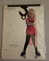 New Underwraps Costumes Pink Cape Childs one size - $9.00