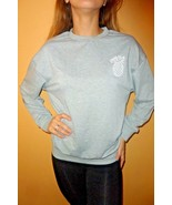 CUPSHE Long Sleeve Pullover Sweatshirt size Small NWT - $19.79