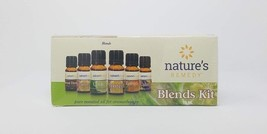 Natures Remedy Pure Essential Oils for Aromatherapy Blends Kit 10ml (Set of 6) - $34.99