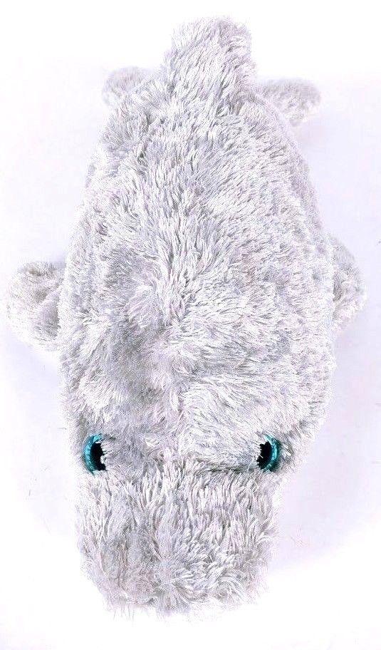 "Ty Beanie Buddies Skimmer Dolphin Plush Stuffed Animal 15"" image 5"
