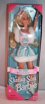 Barbie Doll NIB Special Edition Skating Star Barbie Mattel New Toy - $13.55