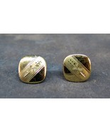 Gold Tone shirt cufflinks cuff links - $5.00