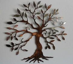 "Olive tree of life 20"" metal wall decor - $70.14"