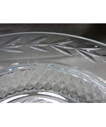 WATERFORD Glandore 8 inch Crystal Serving Salad Bowl Heavy  - $49.99