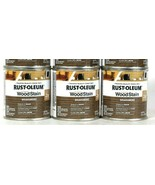 3 Cans Rust-Oleum 8 Oz Ultimate Wood Stain 330115 Briarsmoke 1 Hour Dry - $17.99