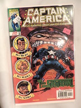 #10 Captain America Sentinel of Liberty1999 Marvel Comics A360 - $4.39