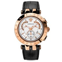 Versace 23C80D002S009 V race Chronograph Men's Watch - $2,578.91