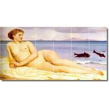 Frederick Leighton Nudes Painting Tile Murals BZ05333. Kitchen Backsplash Bathro - $180.00+