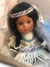 Marie Osmond doll Chenoa Tiny Tot COA - $25.00