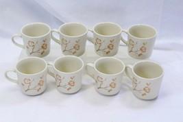 Corning Cornerstone China Blossom Cups Lot of 8 - $29.39