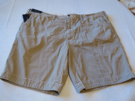Men's Polo Ralph Lauren casual shorts 48B big classic fit 5859825adjc khaki NEW - $41.82