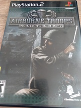 Sony PS2 Airbourne Troops: countdown to D-Day image 1