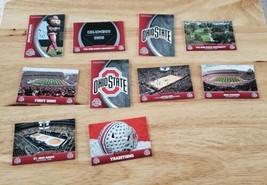 2015 Panini Ohio State 49 Card Set Qty - $11.86