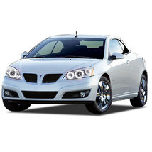 Bright White LED Headlight Halo Ring Kit for Pontiac G6 05-10 - $88.51