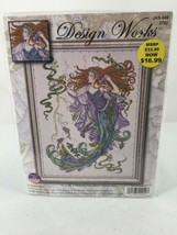 """Design Works Counted Cross Stitch Kit """"Sea Godess"""" 14 X 18  #JAS-049 276... - $28.04"""