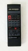 Emerson VCR874 VCR Remote Control  - $14.99