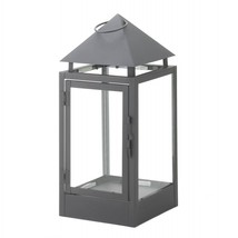 Matte Finish Contemporary Lantern - $29.81