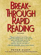 Breakthrough Rapid Reading [Paperback] Kump, Peter image 1