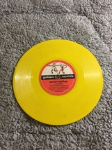 VINTAGE 3pc Total WALT DISNEY OFFICIAL MICKEY MOUSE CLUB RECORD RECORDS - $4.00