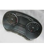 OEM 2015 2016 Audi A3 S3 Dashboard Gauges Panel Instrument Cluster 160 M... - $64.35