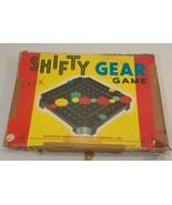 L@@K RARE VHTF SHIFTY GEAR 1962 SCHAPER BOARD GAME - $25.00