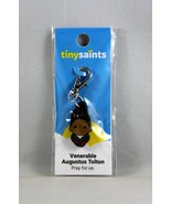 Tiny Saints Venerable Augustus Tolton CHARM NEW Lanyard, Bracelets, Back... - $9.31