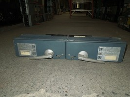 GE QMR221L/221 30A/30A Twin 2P 240V Fused Panelboard Switch w/ Hardware ... - $250.00