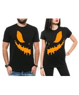 Funny Couples T shirts Halloween Shirt Halloween Couple Matching T-shirts - $18.95