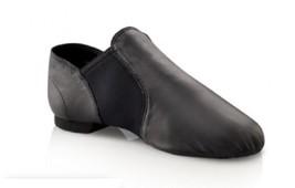 Capezio EJ2 Black Adult Size 5 Medium E-Series Slip On Jazz Shoe - $32.17