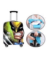 Wolverine X-Men Suitcase Cover Backpack Luggage Protector Trolley Dust C... - $29.95