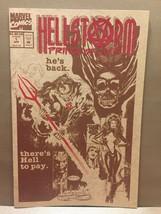 1993 Marvel Comics Hellstorm #1 Comic Book - $3.95