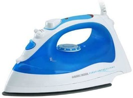 New in Box Black & Decker First Impressions Iron AS973 Extra Long Cord - $24.74